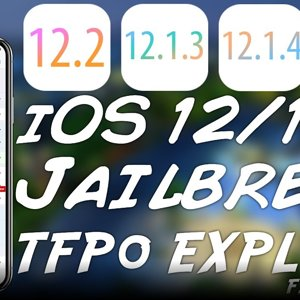iOS 12.2 / 12.1.4 / 12.1.3 Great JAILBREAK News: New tfp0 Exploit Developed!